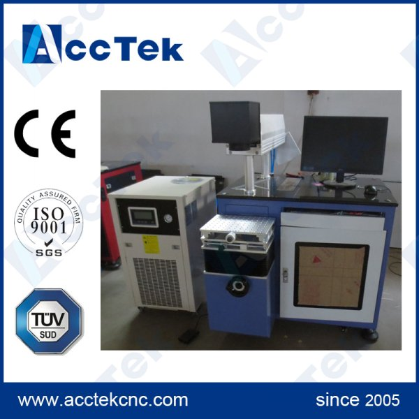 cheap dioded pumped laser marking machine