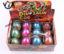 Large-sized Cute Magic Hatching Growing Pet Dinosaur Eggs For Kids
