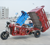 Gasoline Three Wheel Motorcycle for Cargo Transportation
