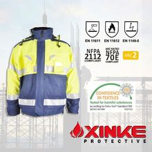 Xinke Protective brand fire resistant jacket for welders