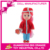 Hot Selling mini 3.5 inch plastic dolls fashion jointed baby doll