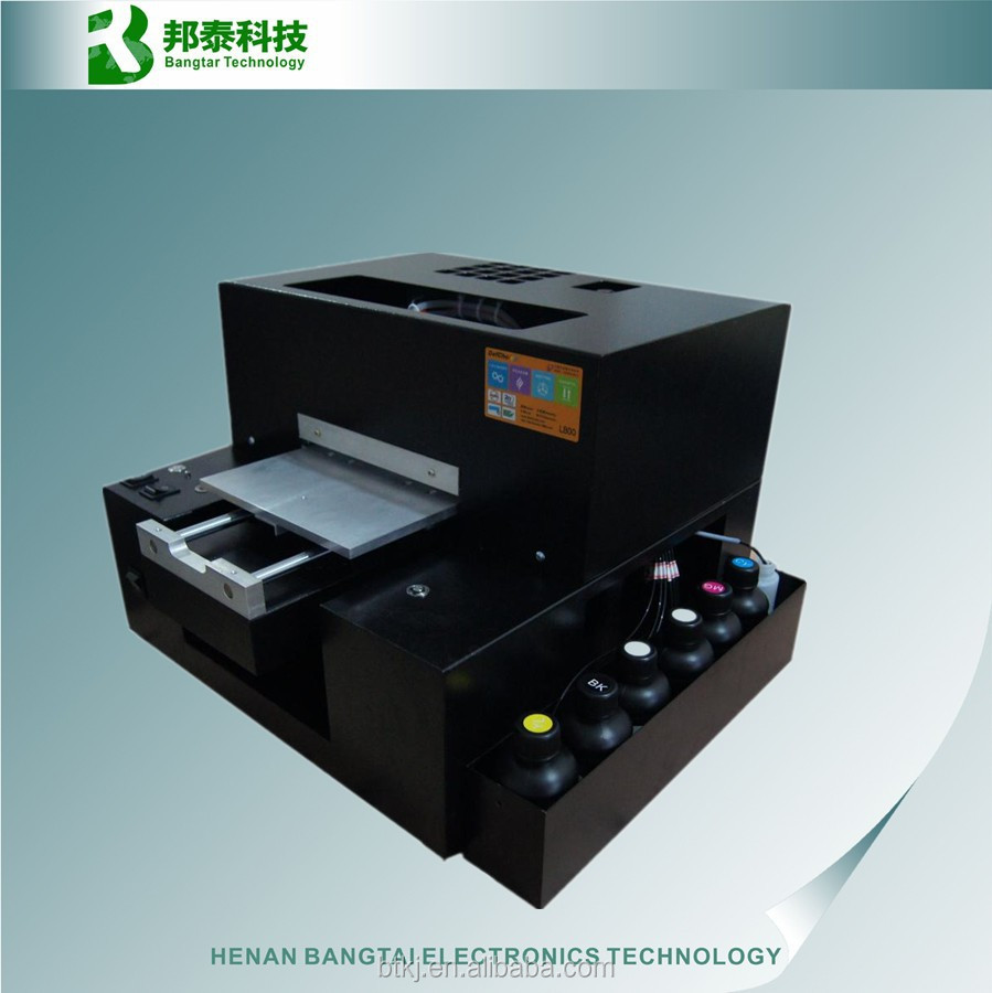 discount L800 A4 uv flatbed printer;uv digital printer;uv led printer flatbed