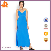 Without dress sexy girls photo new fashion latest design summer women maxi dress