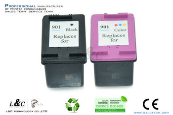 ink cartridges wholesale CC656AA#901B and 901C cartridge
