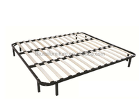 NBF-05 best sell strong adjustable slat metal bed frame