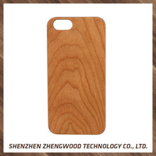 Best selling wooden cell phone cases wood table cover for Apple iPhone