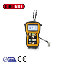 LCD Display ultrasonic corrosion thickness gauge meter DM5E
