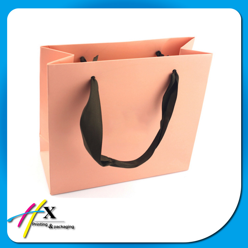 imitation brand paper shopping bags for garment