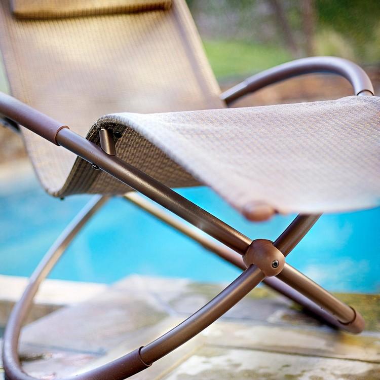 Colorful Foldable Zero Gravity Rocking Massage Chair