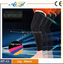 Practical Honeycomb Pad Crashproof Basketball Protect Gear Long Leg Knee Sleeve
