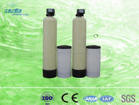 Double -tank and digital Fleck valve water softener