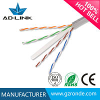 Hot sale high quality plenum cat5e cat6 utp stp cable