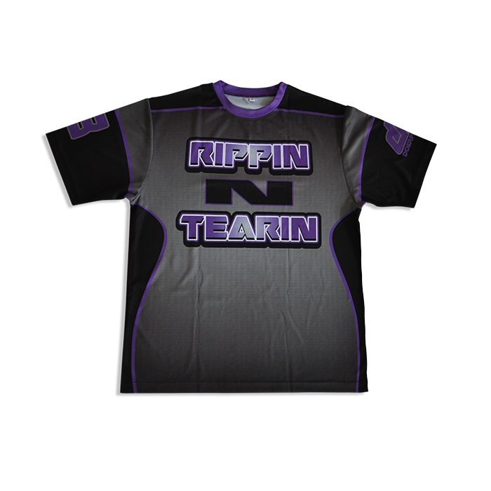 Custom Blank Sublimated Baseball Jersey