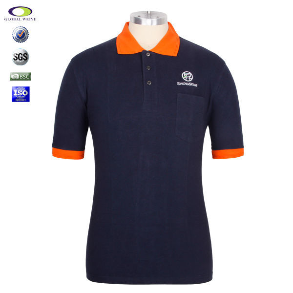 Custom printed logo cheap uniform polo shirts design buy for Where to buy polo shirts cheap