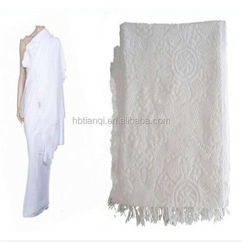 Wholesale 100% Polyester Ihram Towel, The Arab worship clothing ...