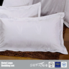 Custom King Size Bedding Set Pillow Cases White Plain Pure Cotton Hotel Pillow Cases Wholesale Pillow Cases Made In China
