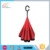 wholesale cheap double layer canopy reverse upside down umbrella