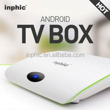 Inphic i9 barato android box media player wifi desbloquear cable tv box