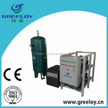 big power 2400l/min flow 500l air compressor with CE certificate
