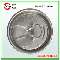 Bird's Nest A nuta Fruit Drink Tam Thanh Herbal Tea 206# 330ml beverage silver ring Free sample high quality easy open caps
