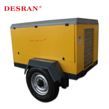Portable Diesel Screw Air Compressors For Sale