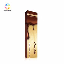Colotour wholesale family use long lasting chocolate brown bulk Hair Color/Hair Dye