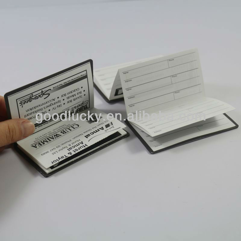 hot sell magnetic address phone book
