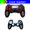 2017 Soft Silicone Rubber Case Cover For PS4 Silicone Thicker Skin Cover for PS4 Controller