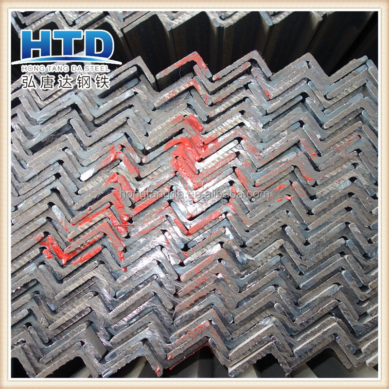 China supplier! good price and hot sale!40*25 45*28 50*32 63*40 75*50 hot rolled unequal angle bar/angle steel/ steel angle