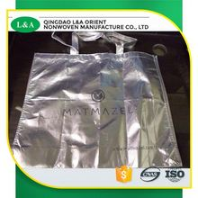 Fashion China Cheap Eco Non Woven Material Promotional PP Bag