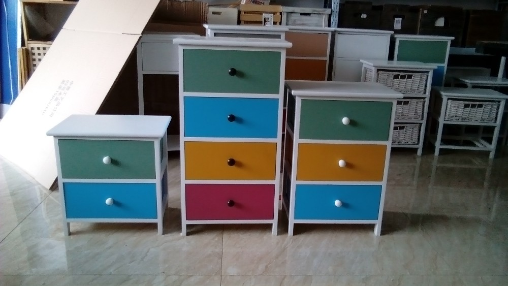 home decor wood chest