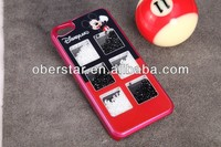 smartphone case crystal drill for iphone 5/ for iphone 5 crystal drill case cover