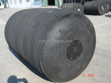 floating type rubber fender