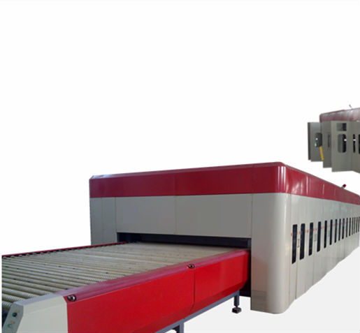 THP2010 Tempered Glass Furnace Toughening Machine Production Line