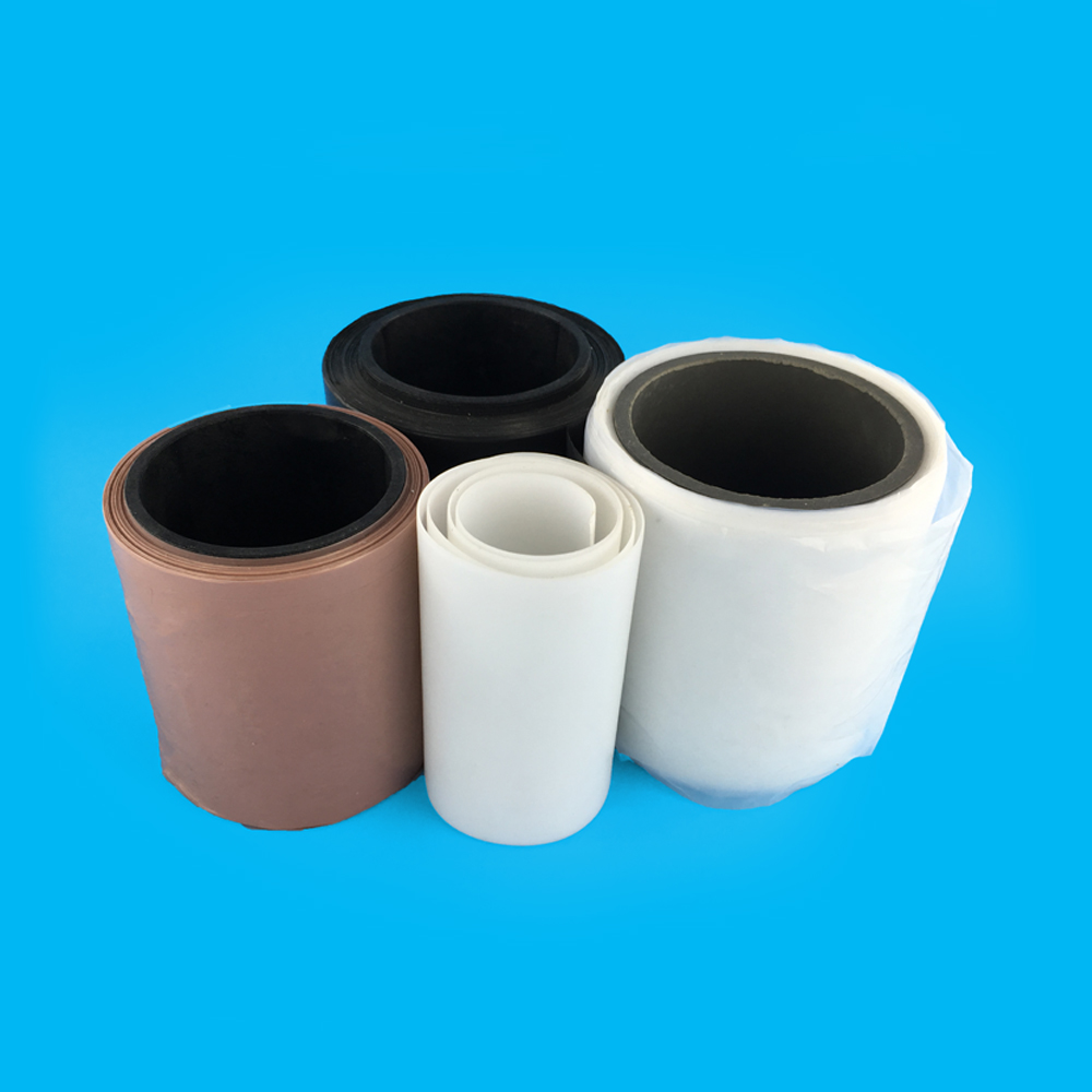 Anti scratch Thin Clear PTFE Teflon Rolls Films