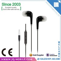 Best price for earbuds high quality cheap earpieces wired earphones for computer mp3 mp4