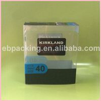China factory supply printed industrial plastic boxes packaging