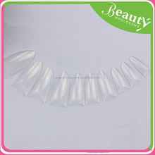 natural french acrylic artificial false nails tips nail ,EH118 tips nail