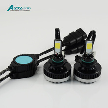 3000lm replace eagle eye hid lights h7 car led headlight