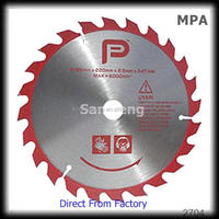 Carbide Insert Protect Teeth 14 Inch Concrete Asphalt Saw Blade