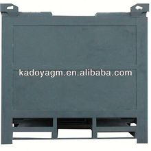 aluminum storage containers
