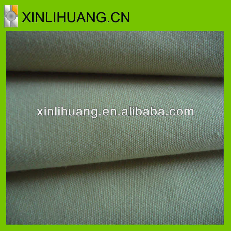 Brushed Poly Cotton Canvas Fabric Manufacturer
