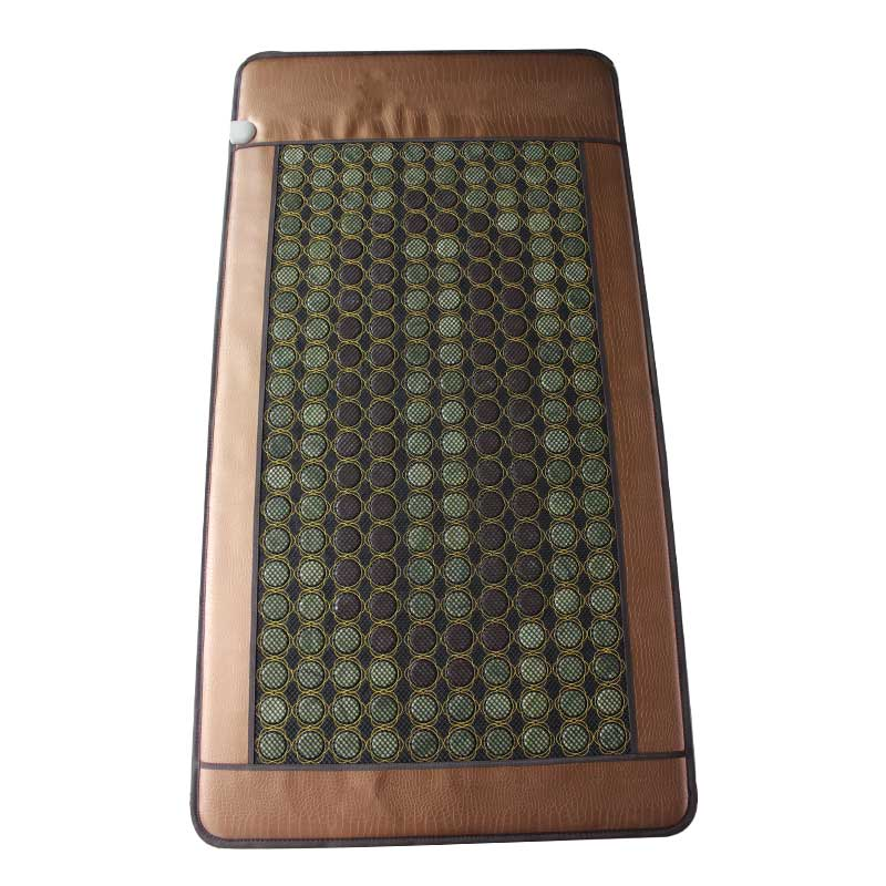 Hot Jade Heat Therapy Heating Health Pad Germanium Thermal Stone Korea Jade Mattress