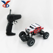 2018 New Fashion RC Rock Crawler Climbing Off Road Car Toys with High Speed and Battery for Kids
