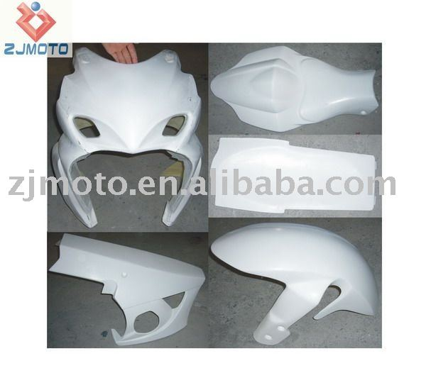FRP Motorcycle Bodywork Fairing For SUZUKI GSXR1000 2007-2008 FRP Racing Fairing Body Kits Cover (HRH)