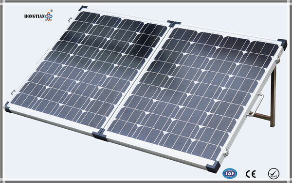 25 years warrantly hot sale high quality portable folding solar panel