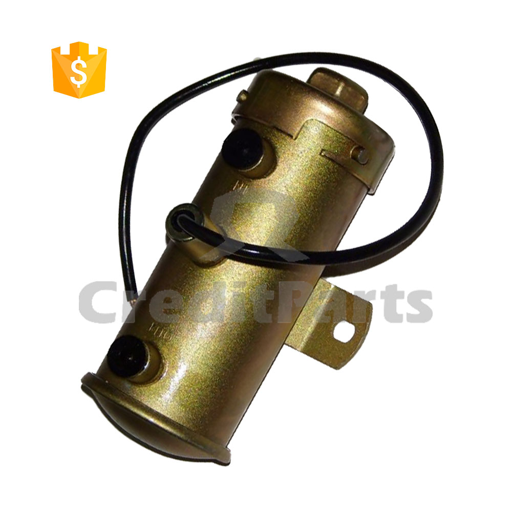 Wenzhou creditparts Auto spare parts low pressure universal electric fuel pumps 476087E