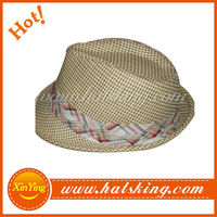 wholesale fashion design straw cap cheap kids cowboy hats