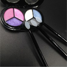 Best Eyeshadow Makeup brush silicone cosmetic Eyeshadow applicator