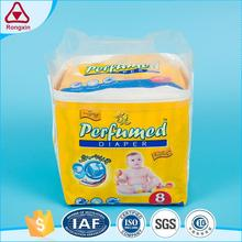 Disposable Leak Guard Custom Printed High Quality Baby Diapers